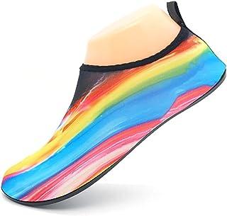 SalLady Strandzwemschoenen Antislip Ergonomische Aqua-Sokken Strandbadschoenen Watersportschoenen