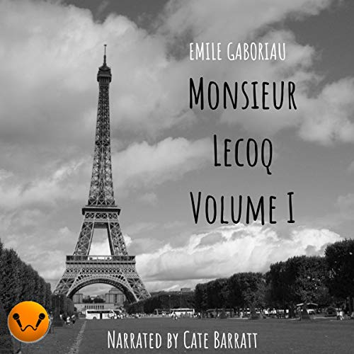 Monsieur Lecoq: Volume I cover art