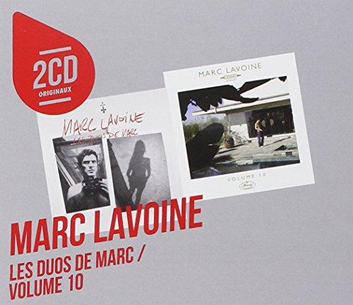 Coffret 2cd : les Duos de Marc / Volume 10