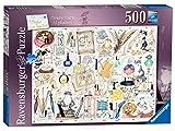 Ravensburger Crazy Cats-Puzzle de 500 Piezas para Adultos y niños a Partir de 10 años. (16426)