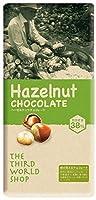 第3世界ショップ ヘーゼルナッツチョコレート 100g
