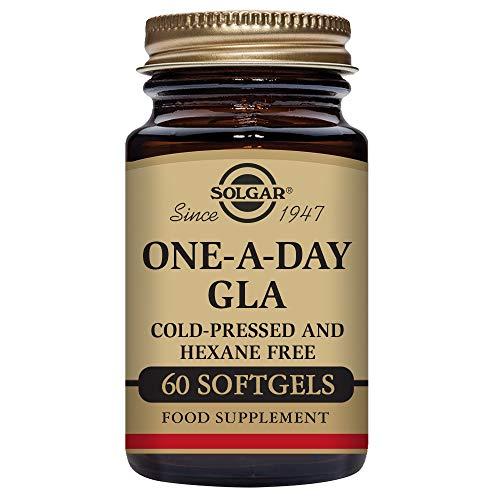 Solgar Gla Una al Día Cápsulas blandas - Envase de 60