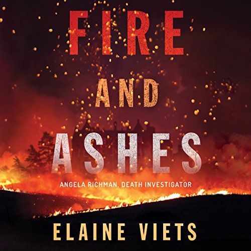Fire and Ashes cover art