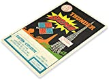 Tin Sign Thunder Bomb Firecrackers Fireworks Stand Booth 4th July Independence Day New Years Metal Sign Decor C565