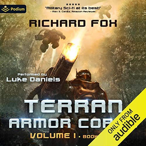 Terran Armor Corps: Volume 1 cover art