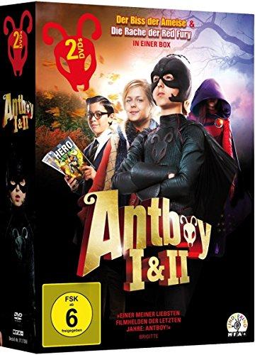 Antboy - Der Biss der Ameise & Antboy - Die Rache der Red Fury [2 DVDs]