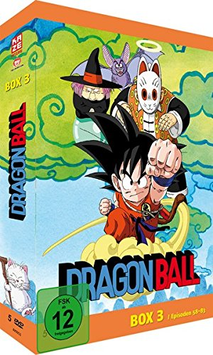 Dragonball - TV-Serie - Vol.3 - ...