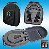V-MOTA Headphone Suitcase Carry case boxs for AKG HSC271,HSD271,HSC171,HSD171,K245,K240 MKII,Q702 Headset