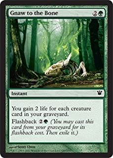 Best gnaw to the bone mtg Reviews