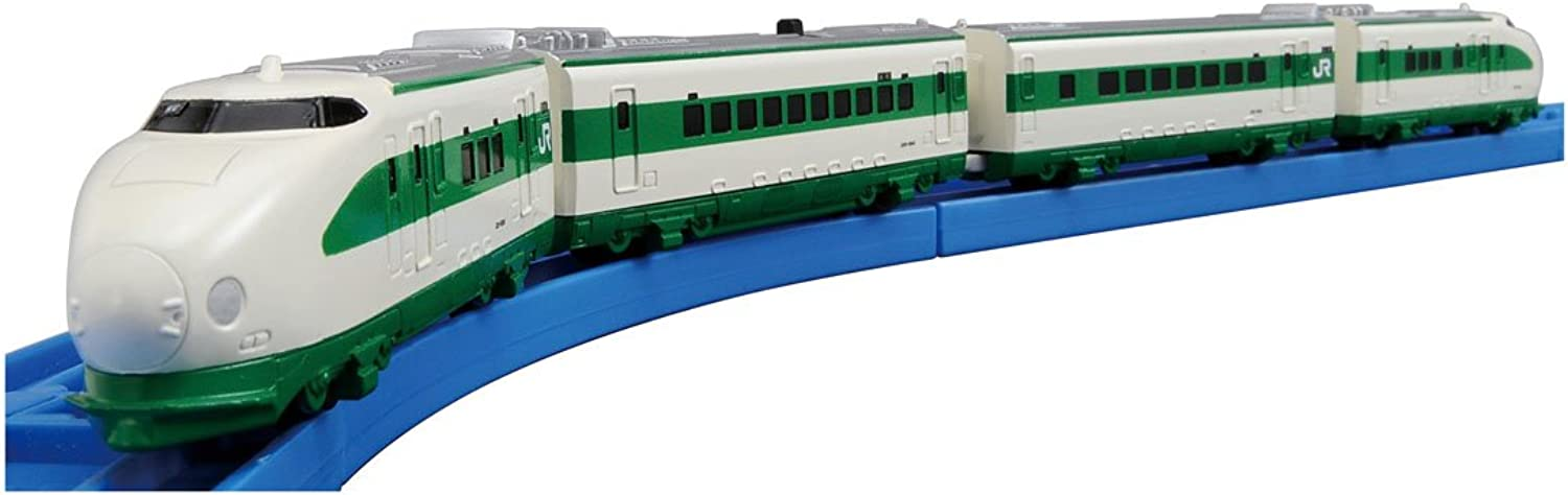 Plarail Advance - AS-17 Series 200 Shinkansen (with Coupling for Addition) (4-Car Set) (Model Train)