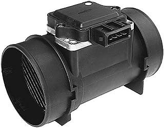 HELLA 8ET 009 142-081 Luftmassenmesser, Anschlussanzahl 4, Montageart Rohrstutzen