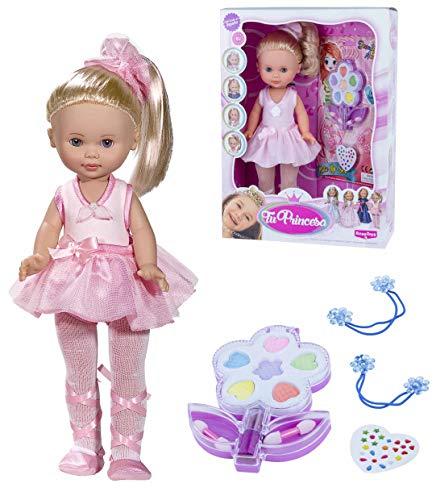 Rosatoys-4217 Ballerina pop make-up en accessoires, meerkleurig (4217)