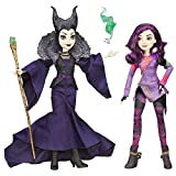 Disney Descendants Mal Isle of The Lost & Maleficent, 2 Stück
