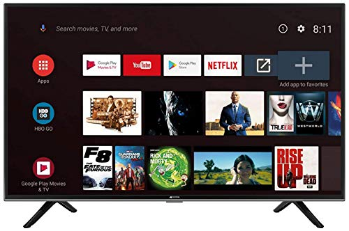 Micromax (32 inch) HD LED TV