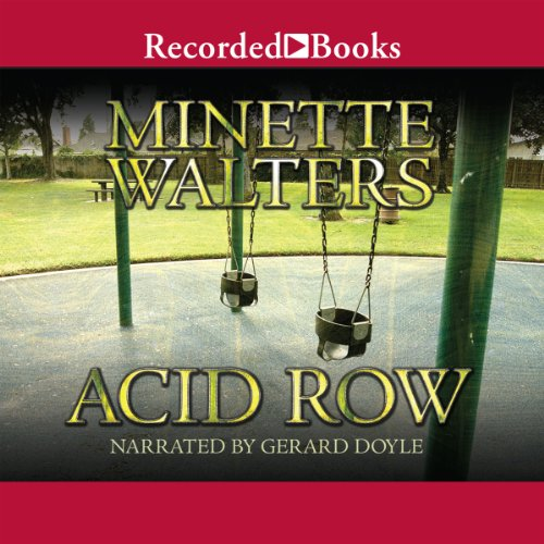Acid Row audiobook cover art