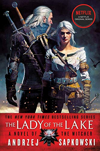 The Lady of the Lake (The Witcher Book 5) (English Edition)