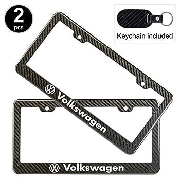 Best volkswagen license plate frame Reviews