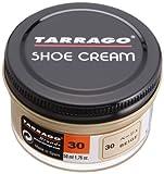 Tarrago Shoe Cream Jar 50 ml, Zapatos y Bolsos Unisex adulto, Beige (Beige 30)