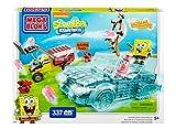 Mega Bloks SpongeBob Invisible Boatmobile Rescue