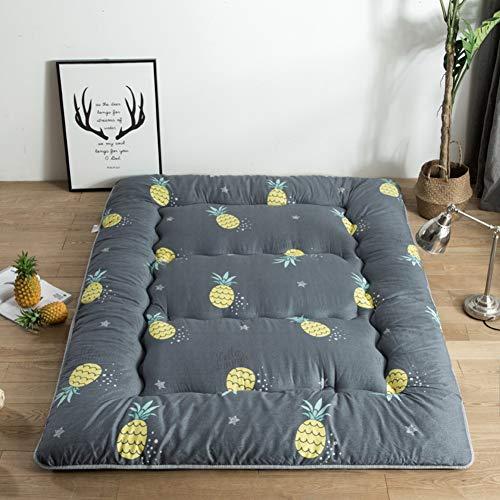 RYQS Japanisch-Stil Folding Tatami Bodenmatratze,Single Double Verdicken sie Matratze Für Home Indoor Outdoor-H 100x200cm(39x79inch)