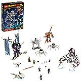 レゴ(LEGO) モンキーキッド ボーンデーモンとの決戦! 80028
