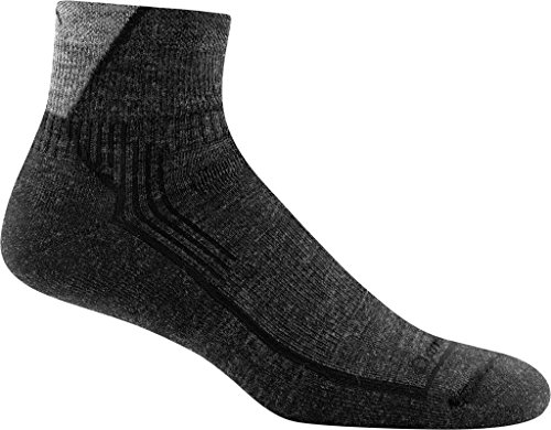 Darn Tough Mens Hiker 1/4 Sock Cushion Wool Socks
