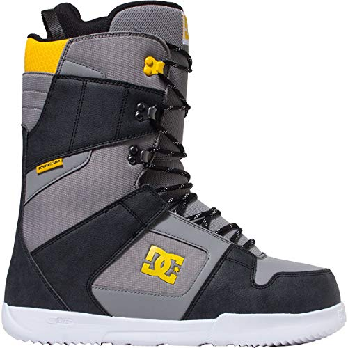 DC Phase Lace Snowboard Boot Frost Grey 12 D (M)