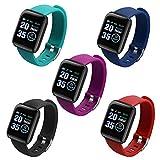 Zoom IMG-1 116plus braccialetto sportivo sport fitness
