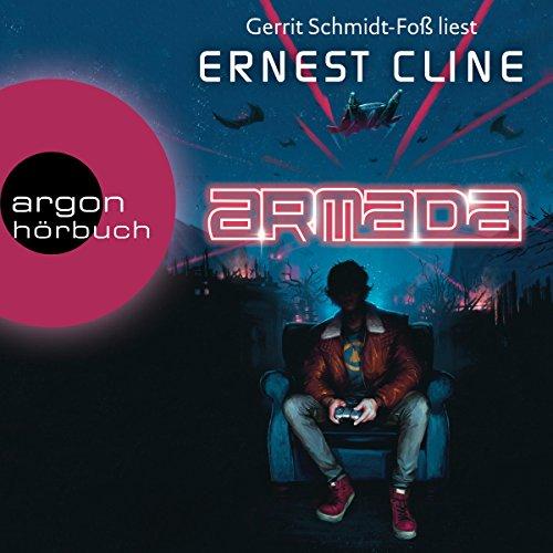 Armada: Nur du kannst die Erde retten audiobook cover art