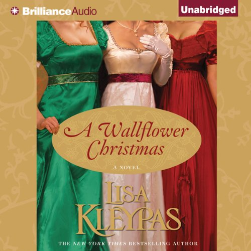 A Wallflower Christmas cover art