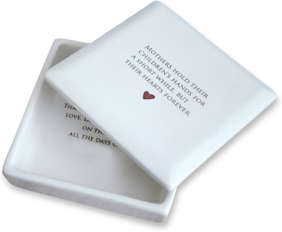 Classic SHIPS FAST - Unique Mother of Keepsake the Department store Square Gift Bride B