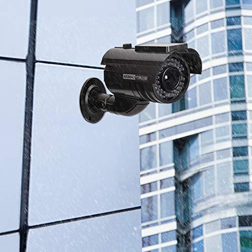 25 MM Plastic Lens Dummy Bewakingscamera Binnen Buiten Waterdicht, voor op kantoor, voor winkel, voor binnen