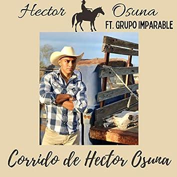 Corrido De Hector Osuna (feat. Grupo Imparable)