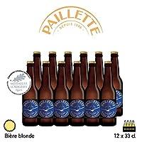 La mythique Paillette blonde est une authentique bière normande. Filtrée et de fermentation basse, sa légèreté, ses arômes de céréales ainsi que son histoire ne vous laisseront pas indifférents. Bière Blonde 4,7% Vendu par 12x33cl LIvraison rapide en...