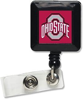 One Size Red BSI NCAA Ohio State Buckeyes Unisex NCAA 2-Flag Desk Setncaa 2-Flag Desk Set