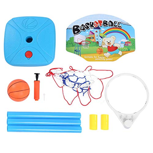 wosume Children Basketball Stand Toy, Easy to Install Safe and...