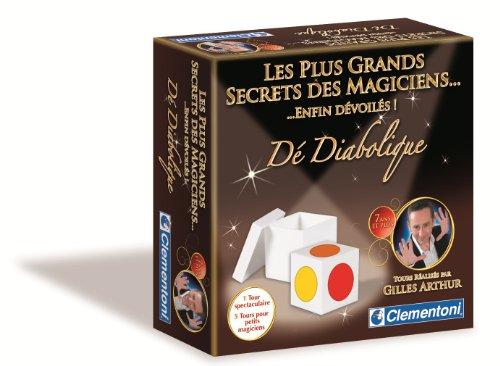 Clementoni - 62261 - Jeux de société Dé Diabolique