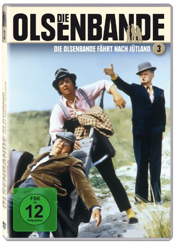 Die Olsenbande fährt nach Jütland ( HD-Remastered ) - (3)