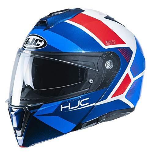 HJC i90 Hollen MC-21 Motorradhelm (M 57-58cm)