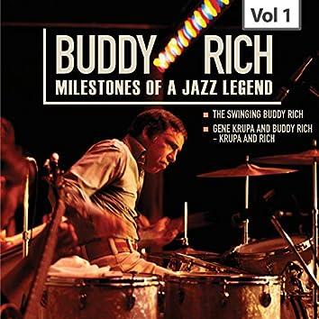 Milestones of a Jazz Legend - Buddy Rich, Vol. 1