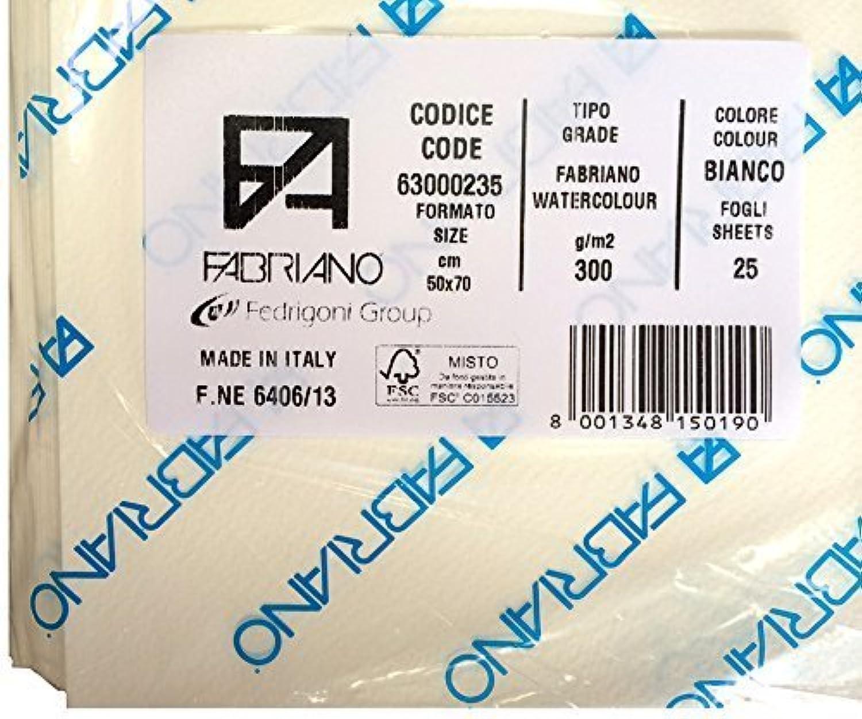 Aquarellpapier Fabriano Studio 300g 300g 300g 25 Blatt 50x70 cm B004SS6IH4 | Räumungsverkauf  e94538