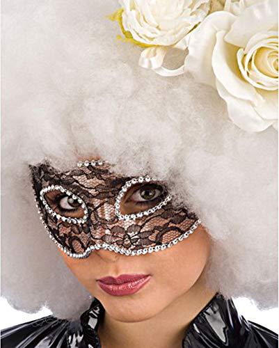 Wunderschöne Spitzen-Maske -erotisch, Karneval, Fasching, Maskenball