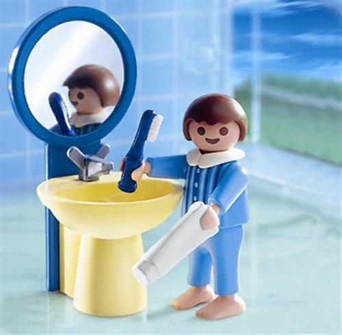 PLAYMOBIL® 4661 - Special Junge am Waschbecken