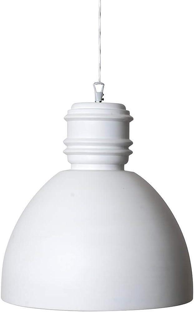 Karman via rizzo 7, lampada a sospensione Ø40 cm,in ceramica SE695GB