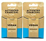 Dr. Tung's Activated Charcoal Vegan Smart Floss 30 Yards...