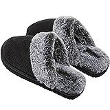 Mujer Zapatillas Casa Memory Foam Zapatillas Casa de Invierno de...