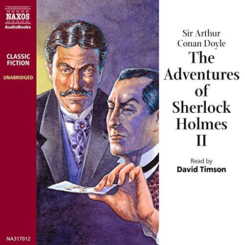 The Adventures of Sherlock Holmes II cover art