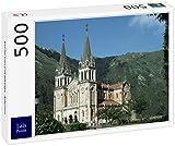 Lais Puzzle Iglesia de Covadonga, Asturias 500 Piezas