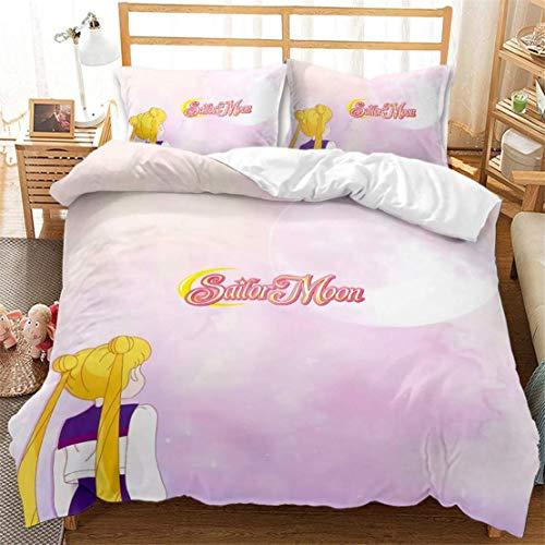 Sailor Moon Ropa De Cama sailor moon ropa  Marca SMNVCKJ