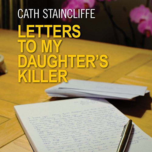 Letters to My Daughter's Killer audiobook cover art